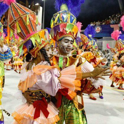 Ó Abre Alas para o Carnaval.