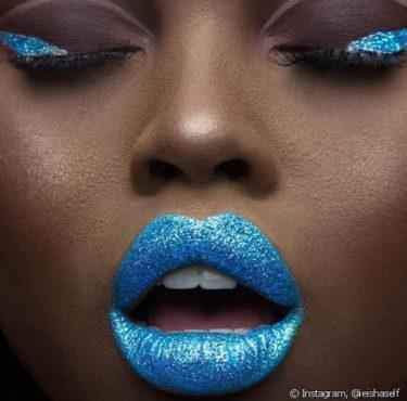 Brilhe muito, abuse do glitter no carnaval!