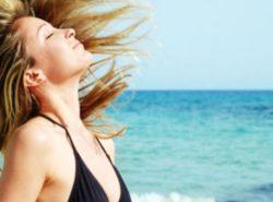 Cuidados com seu cabelo no verão